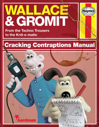 Haynes - Wallace & Gromit's Cracking Contraptions
