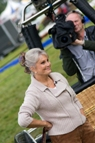 Angela Rippon with The One Show