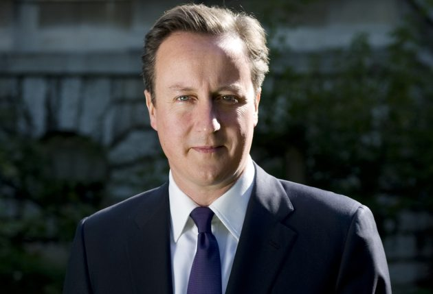 David Cameron visited the science park